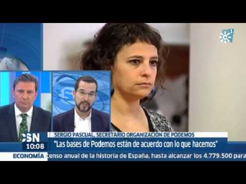 La Entrevista | Sergio Pascual (Podemos)
