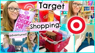 TARGET SHOPPING ADVENTURES!!! + EXCITING NEWS!!!