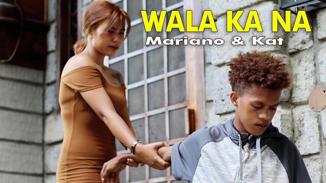 WALA KA NA | MICHAEL DUTCHI Lyrics Video - Cover Song By Mariano & Kat | SY Talent Entertainment
