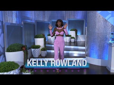 Monday on 'The Real': Guest Co-Host Kim Zolciak-Biermann, Kelly Rowland