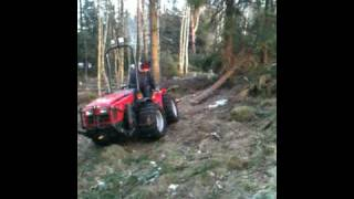 Agromehanika AGT 835 In The Forest