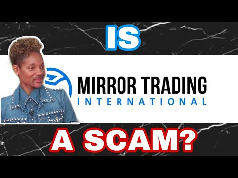 IS MIRROR TRADING INTERNATIONAL A SCAM?│FSCA UPDATE