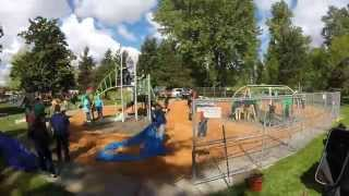 Dykstra Park Playground Build