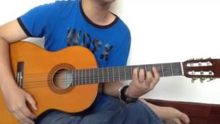 Thu Cuối - Guitar Cover