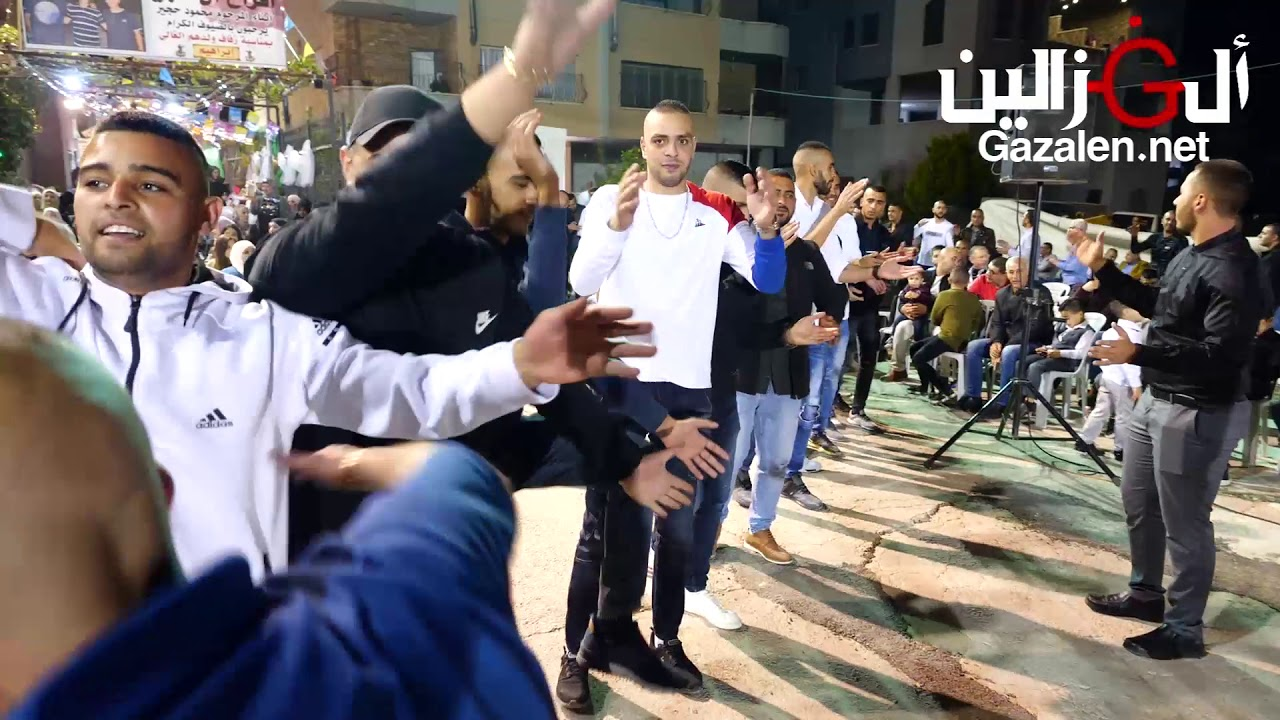 عصام عمر حفلة ابراهيم حجير الناصره