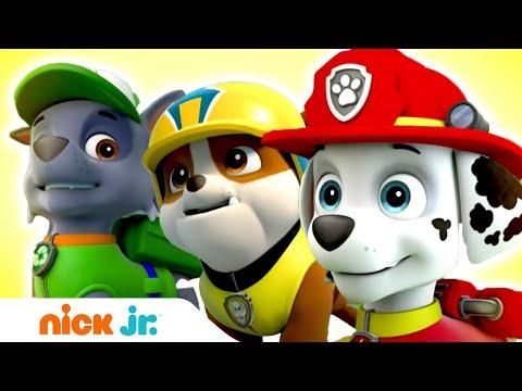 Щенячий мультфильм щенячий патруль все серии подряд без перерыва бесплатно