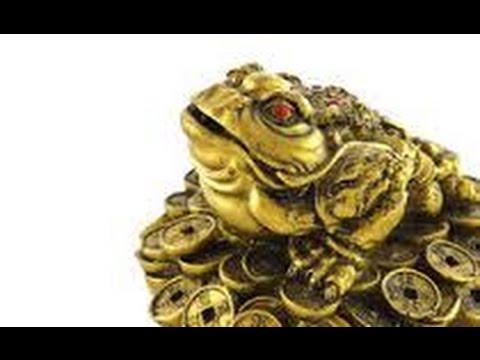 Como cuidar el dinero con feng shui rana de tres patas - Rana de tres patas feng shui ...
