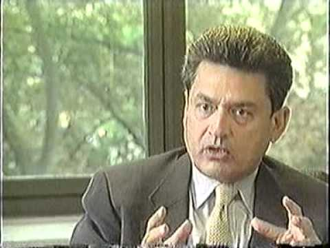 Interview with Rajat Gupta, Ex Mckinsey Consultancy - Part 1