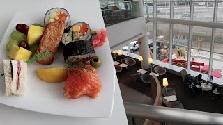 Air France Lounge at New York JFK: Review