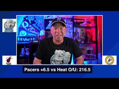 Indiana Pacers vs Miami Heat 8/24/20 Free NBA Pick and Prediction NBA Betting Tips