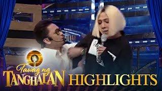 Tawag ng Tanghalan: Vice Ganda stops his and Jhong's wedding
