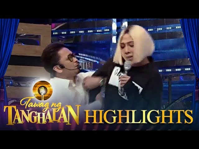 Tawag ng Tanghalan: Vice Ganda stops his and Jhong's wedding