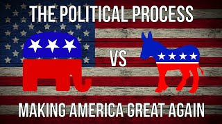 EP2: Running For City Council | The Political Process Game | Making America Great Again
