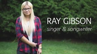 We are thrilled to feature Canadian-born singer-songwriter, Ray Gib...