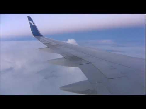 Finnair Boeing 757-200 landing to Antalya
