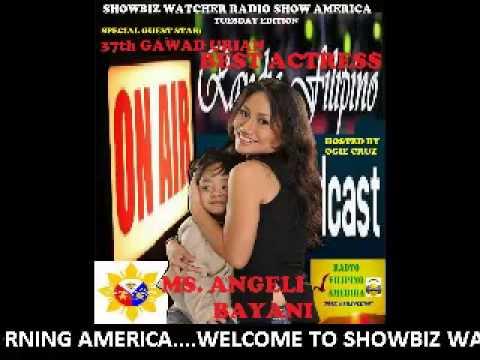 SHOWBIZ WATCHER RADIO SHOW  7/8/14
