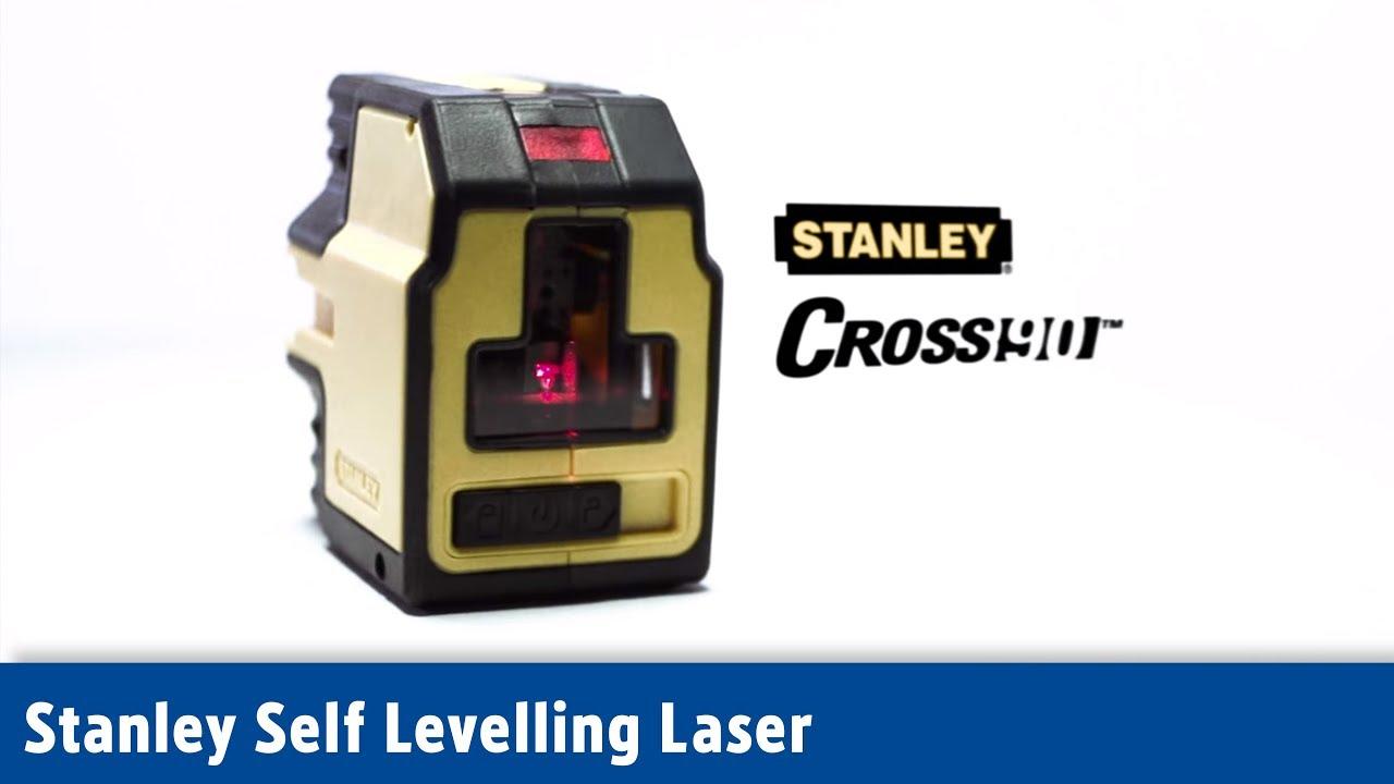 Screwfix Stanley Self Levelling Cross Line Amp 90 176 Laser