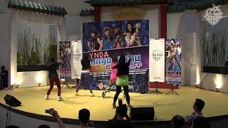 DynDa Hanya Kamu Dance Off - pt 1