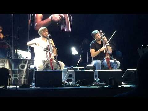 2CELLOS - Despacito Luis Fonsi LIVE