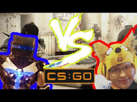 ДУЭЛЬ РАКОВ В CS:GO TEROSER VS DEMASTER