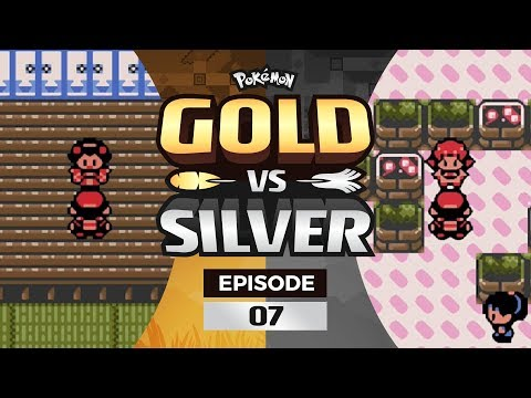 Pokemon Gold and Silver Versus - EP 07 | Bane Of Your Existence!