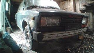 Forgotten Lada 2105 - Elfeledett Lada