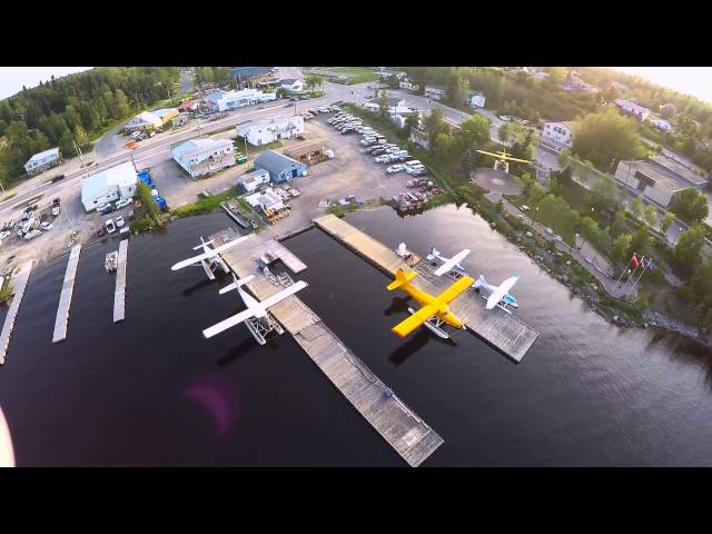 GoPro: Float planes! (Dji Phantom 2 H3-3D)