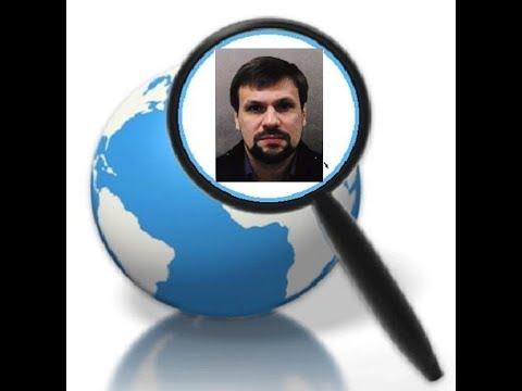 Как найти человека зная только фамилию... или поможем английской разведке найти Баширова