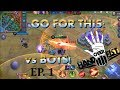 1500 g/m Hand-Over Fist Achievement Try #1