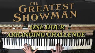 Download Lagu A Million Dreams - The Greatest Showman - Jacob Koller - Piano Cover with Sheets Mp3