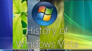 History of Windows Vista (2002-2006)