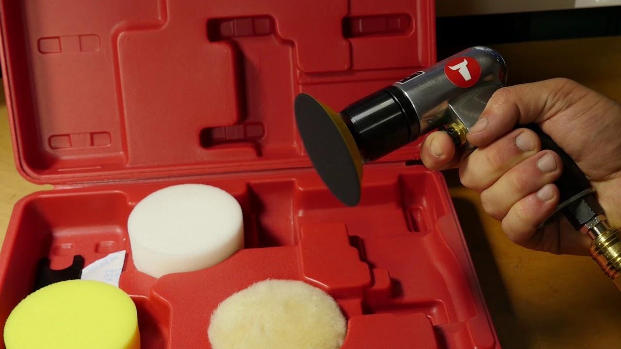 STIER Mini-Polier-Satz Länge 130 mm verschiedene MP-25 6-teilig