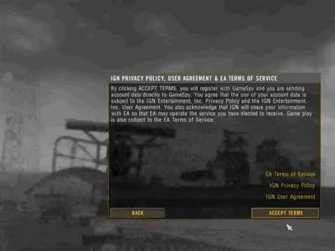 How to still play Battlefield 2 online despite the shutdown of GameSpy and EA Account Servers