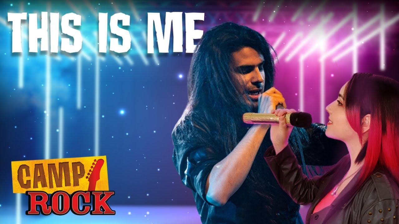 Camp Rock - This Is Me (Cover en Español) Hitomi Flor ft. Emmanuel Gerbam