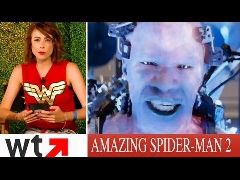 Image result for Spider-Man 2 Electro First Look Plus Top 5 Videos of 7/18/13