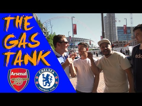 Wenger's last game at Arsenal or will Chelsea win the double?! | The GasTank