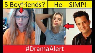 Katerino had 5 Boyfriends?  Callmecarson Responds! #DramaAlert Chandler from Friends SIMP!