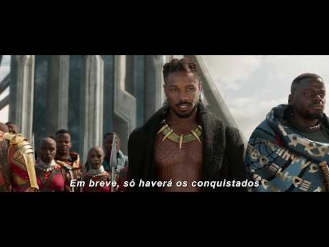 Pantera Negra: 15 de fevereiro nos cinemas