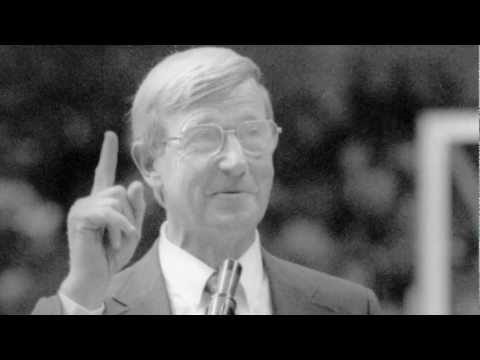 The Hiring of Lou Holtz - 125 Years of Notre Dame Football - Moment #071