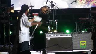 Damian Marley at Bob Marley 70th Birthday Concert (FULL) Pt 1