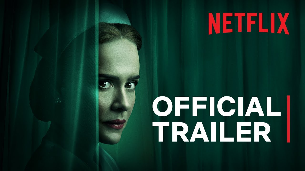 Ratched | Official Trailer | Netflix
