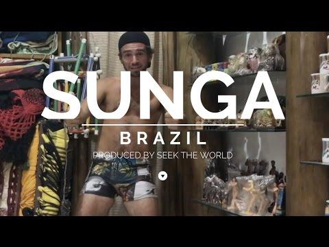 BRAZILIAN'S SWIMWEAR STYLE - SUNGAS