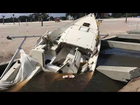 My Boat Sunk!