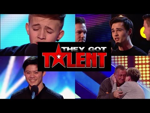 BGT - Most amazing auditions ever - Part 1