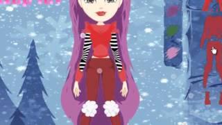 Зимняя фея - игра для девочек