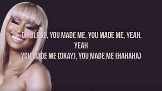 Nicki Minaj -LLC  (Lyrics)