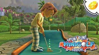 Citra Emulator Canary 619 | Fun! Fun! Minigolf Touch (GPU Shaders, Full Speed!) 1080p | Nintendo 3DS