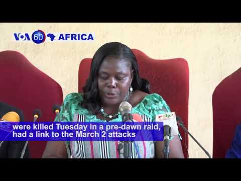 Amnesty: Nigeria's Military Tortured, Raped, Killed Civilians - VOA60 Africa 5-24-2018