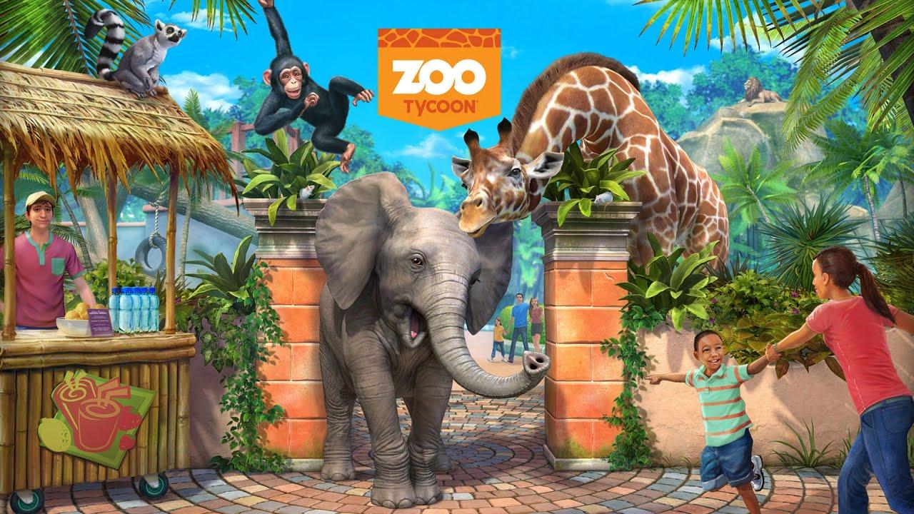 Zoo - HD1800×1013
