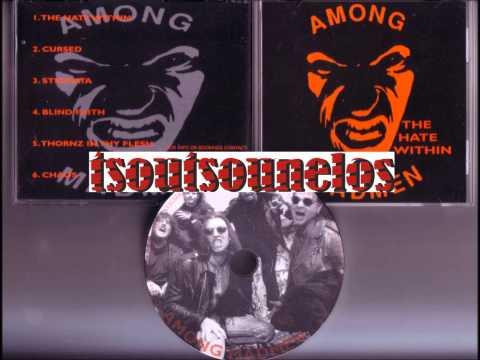 Among Madmen (US-NJ) - Cursed (Private MCD, 1997)